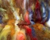 Llama Blend Spinning Batt 4