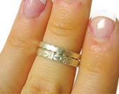 Above knuckle ring sterling silver first knuckle ring upper knuckle ring above the knuckle ring midi ring stacking rings