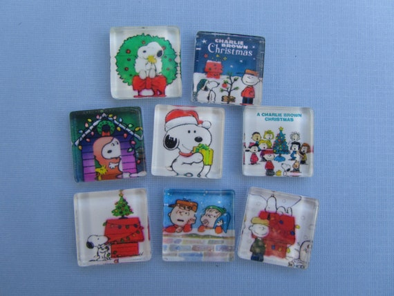 Items similar to holiday decorations refrigerator magnets