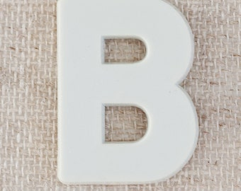 Letter B Art Photograph, Alphabet Print, Custom Letter Art, Alphabet Photography,Custom Name Art, The Alphabet, Name Frame, Letter Art Photo