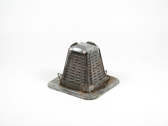 Vintage Camping Toaster Stove Toaster Campfire Bread Toaster