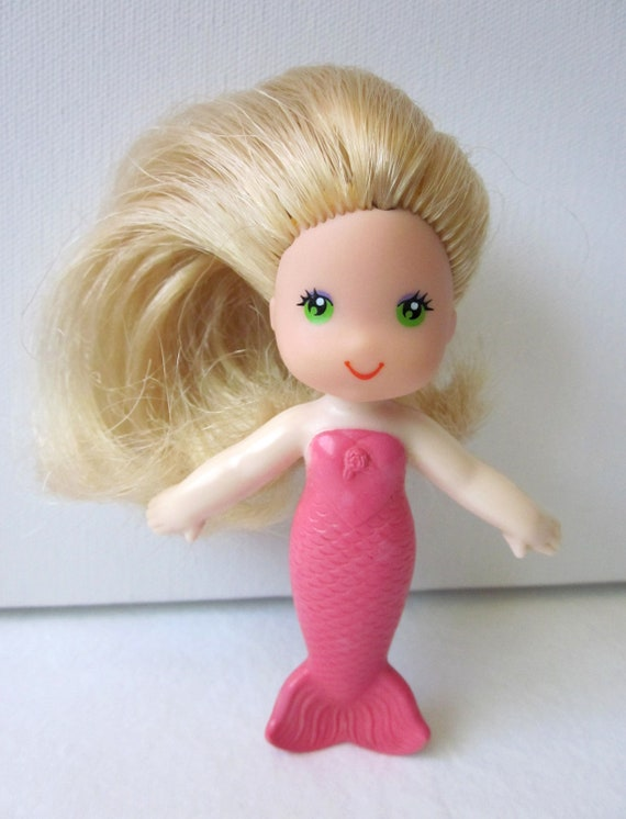 Vintage Sea Wees Mermaid Doll - Sandy