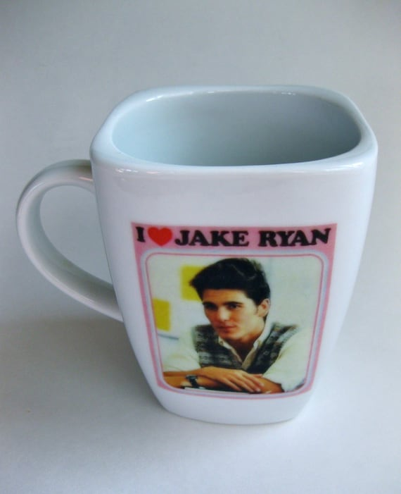 I Love Jake Ryan Coffee Mug/Tea mug/Teapot/Sixteen Candles