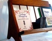 Vintage Arts and Craft  Book Stand, Handmade