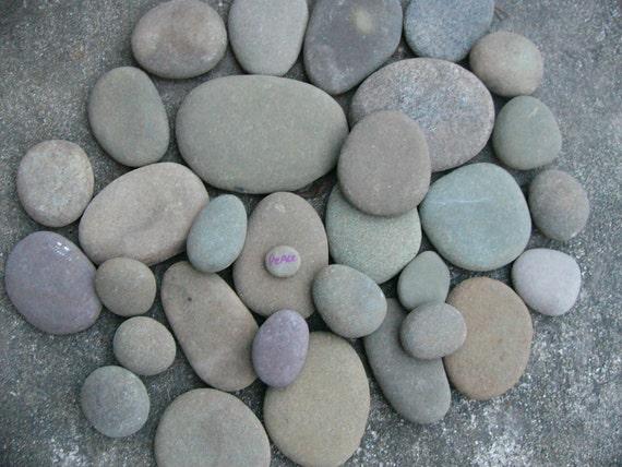 """River Rocks Mixed Lot up to 5"""" Natural Creek Rocks Lot 68B"""