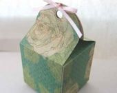 Rose Gift Box (2 x 2 x 3.5 inches)--set of 3