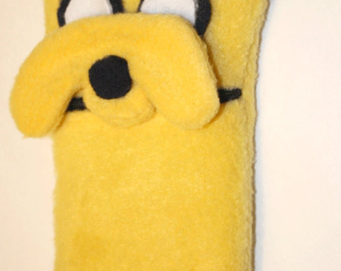 Jake Adventure Time Cell Phone Case/ Coin Purse