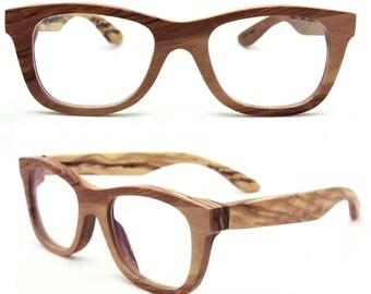 custom order WALKER2012 handmade vintage olive wood  glasses eyeglasses