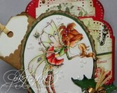 Christmas Tag - Custom order RESERVED for Wendydh