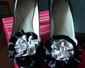 Formal Elegance Shoe Clips