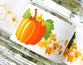Autumn Water Bottle Label - NatalilyDesigns