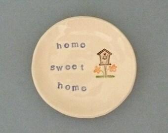 Home Sweet Home dish