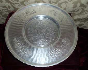 Antique 40s Lazy Susan By  Cromwell  USA ONLY