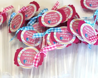 Party Favors, DIY, Ready to fill with your own candy - Sports, characters, Holidays, Custom, DIY