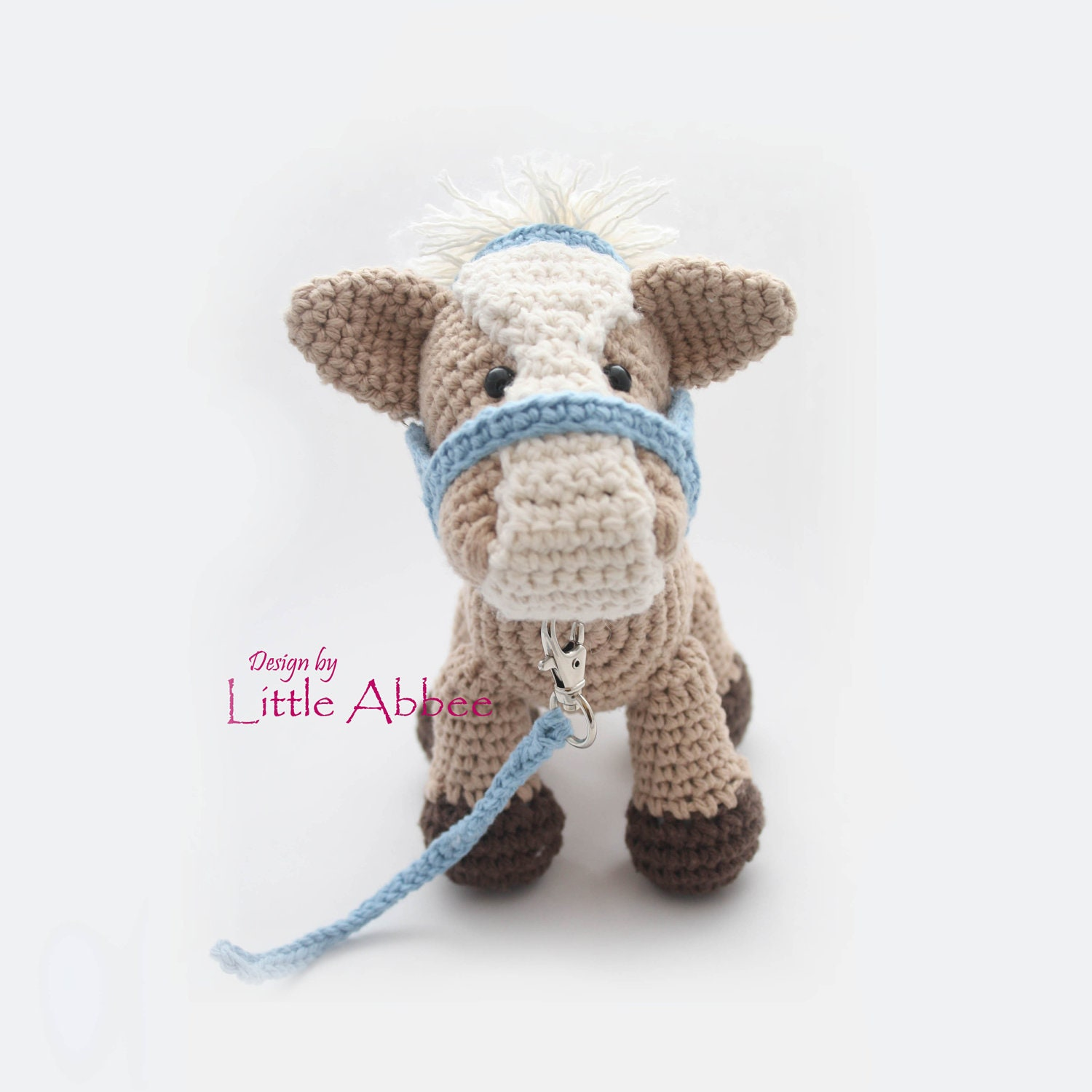 Download Now CROCHET PATTERN Alfalfa the Horse PDF by ...