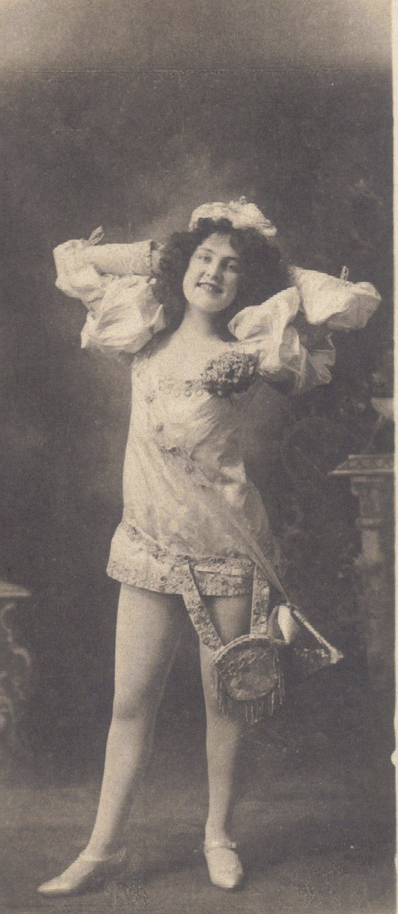 Bookmark Photograph of Madge Lessing English Actress circa 1905