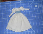Colonial Doll Dress 11""