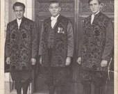 Three Boys - Vintage Photograph, Vernacular, Ephemera  (LL)