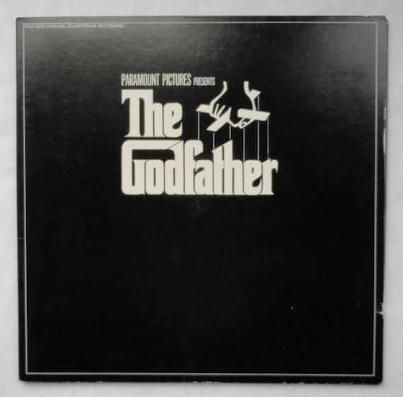 "Rare ""Godfather"" Vinyl Soundtrack (1972) - Very Good Condition"