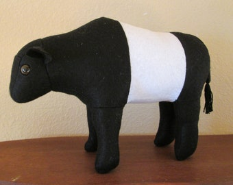 Plush Belted Galloway