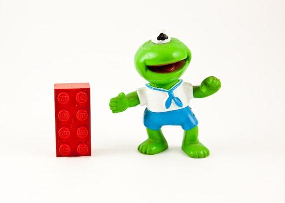 baby cyclops Kermit the frog
