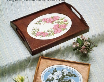 Ovals for Trays Designed by Ursula Micheal  for Sudberry House Products