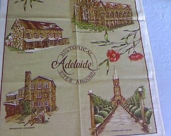 Vintage Souvenir of Adelaide Australia