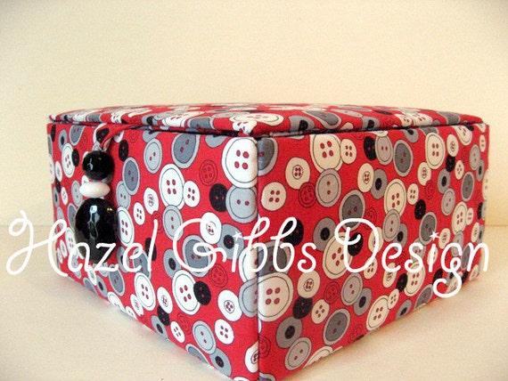 sewing box - storage boxes - sewing boxes - sewing basket - sewing boxes baskets - sewing baskets boxes - red fabric box