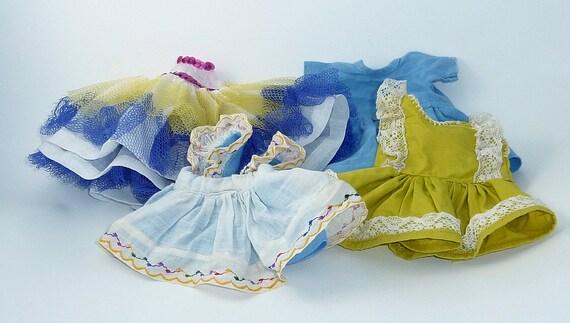 Dresses, Vogue doll, Ginny doll, 8 inch doll