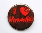 I Love Werewolves