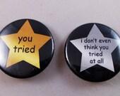 You Tried Stars