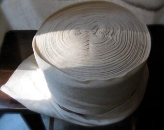 12' length of our Circular Woven 100% Organic Cotton DIY Yoga Props