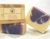 White Lilac - Handcrafted Shea Butter Soap