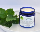 Luxurious Body Butter, Triple Butter, Triple Whipped, for Dry Skin, 4 oz
