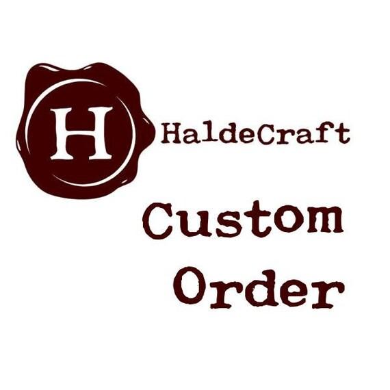 Custom order for morandia