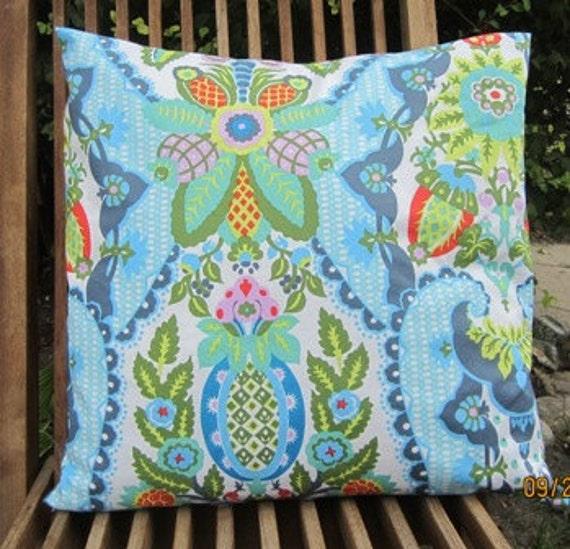 Amy Butler Cameo 16 x 16 envelope pillow cover