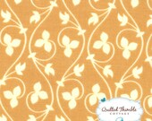 End OF BOLT - - Tapestry by Fig Tree and Co - Mosaic Tangerine (20195-15) - 1 Yard