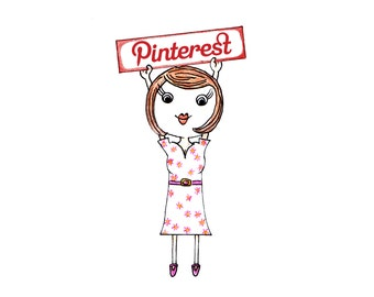 Pinterest for Business - How to Market Yourself Successfully - Suitable for Any Products or Selling Venue - INSTANT DOWNLOAD