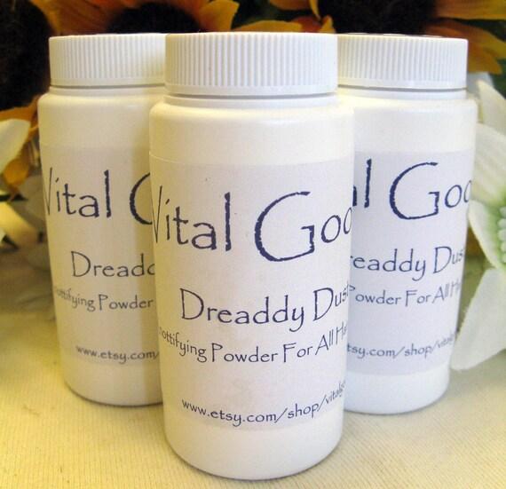 Dreaddy Dust Knottifying Powder dreadlock knotting powder (VEGAN)