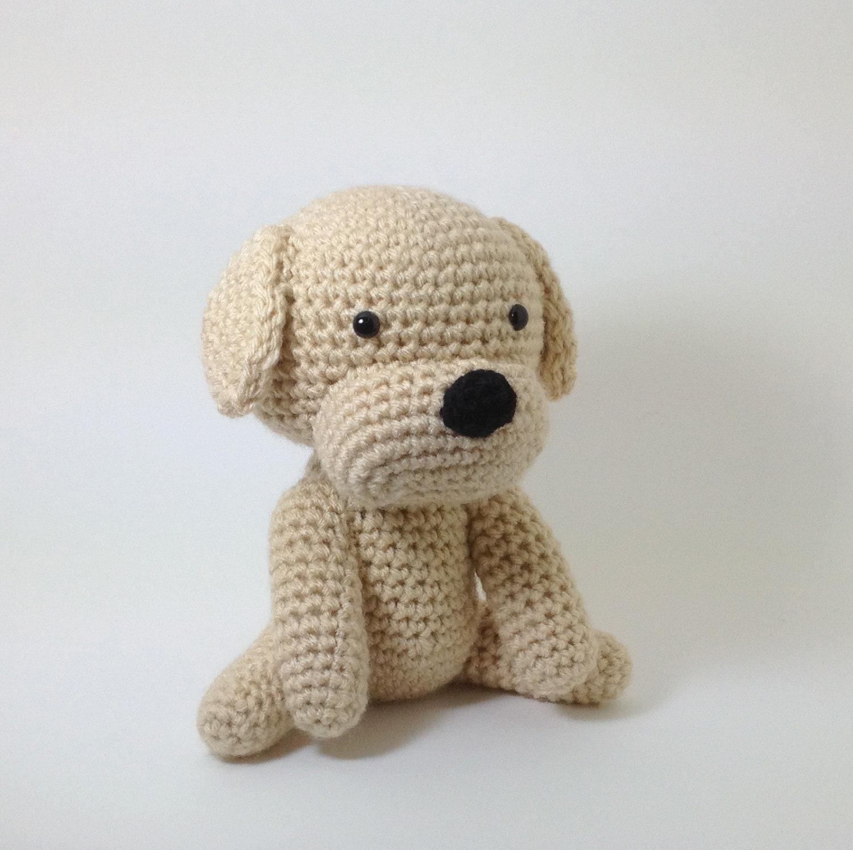 Crochet Amigurumi Dog : Moved permanently
