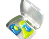 magnets two fused glass kids stocking filler