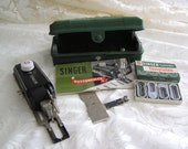 Accessory Box for Singer Vintage Sewing Machine