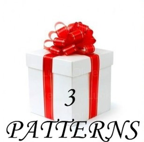 Crochet Knitting Sewing Patterns Discount Offer Buy this listing and get any 3 patterns from PatternsbyFaima shop