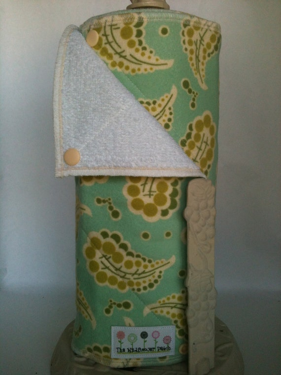 Ready to Ship - Snapping UnPaper Towels - Fresh Cut Paisley
