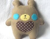 30% OFF Chubby Teddy Plush by Michelle Coffee
