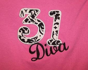 Custom 31 Consultant Shirt  Thirty-one consultant shirt 31 Diva