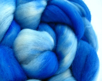 Merino Cashmere Roving (Top) Hand Dyed (AMC621)