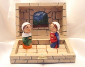 Visitation Play set Catechesis of the Good Shepherd - made to order