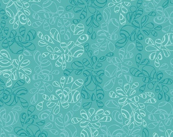 Nature Elements OCEAN BREEZE NE-100 Patricia Bravo Art Gallery Fabrics - 1/2 Yard
