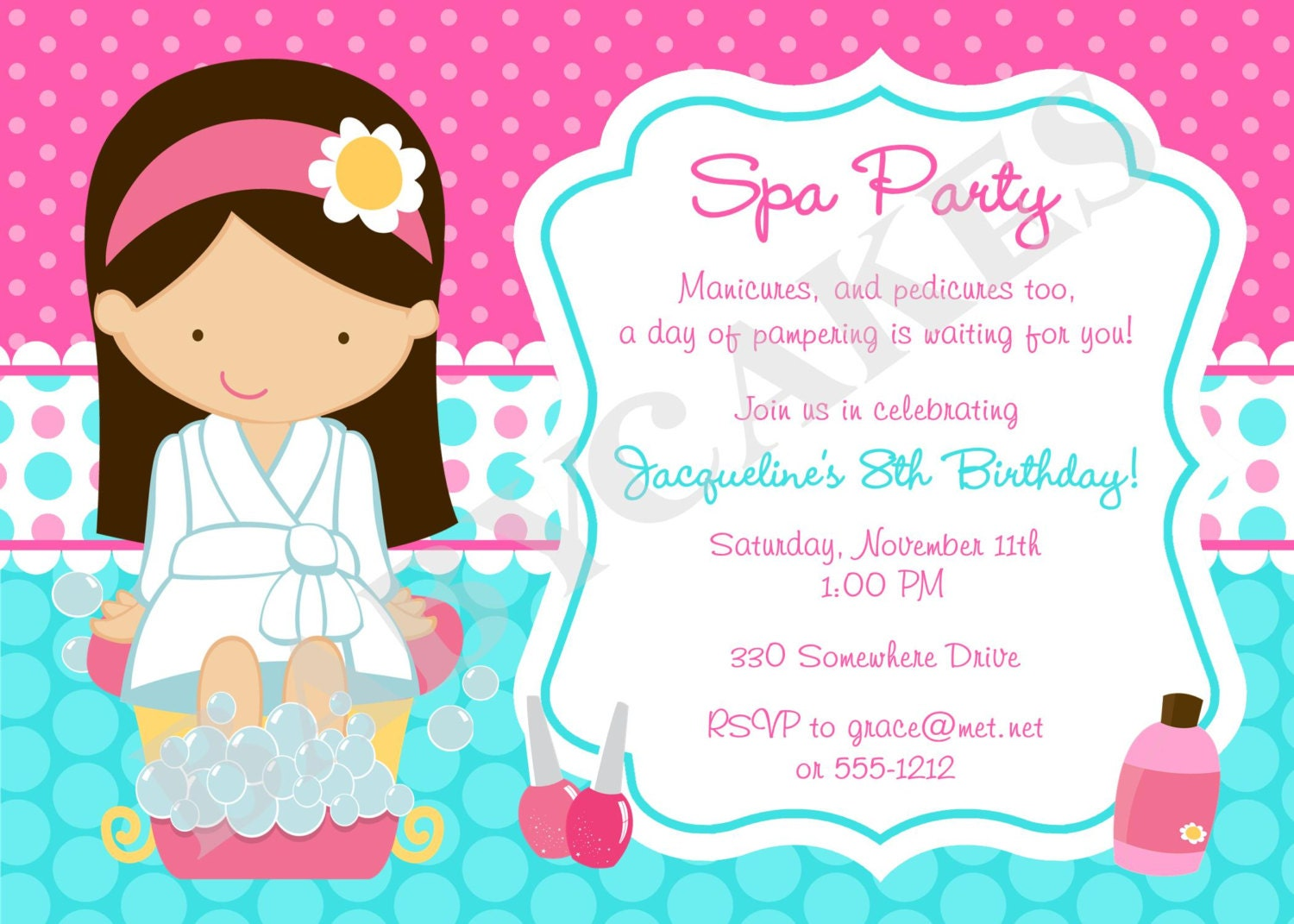 Gymnastics Invitations Printable for adorable invitation layout